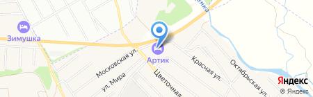 Стройгвардия на карте Бабяково