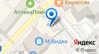 Компания Антилопа на карте
