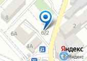 Центр автозвука на карте
