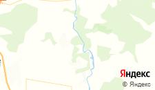 Отели города Писаревка на карте