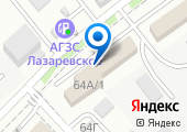 МОНТАЖ на карте