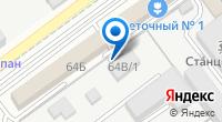 Компания Окна-Сервис на карте