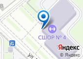 СДЮСШОР №4 Лазаревского района г. Сочи на карте