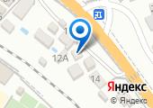 Гостиница Самотлор на карте