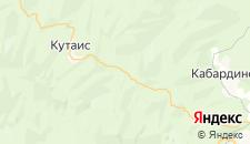 Гостиницы города Кура-Транспортный на карте