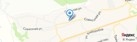 Персик на карте Бабяково