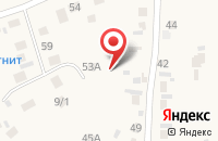 Схема проезда до компании Элит-Пласт в Бабяково