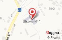 Схема проезда до компании Бабяковская средняя общеобразовательная школа №1 в Бабяково