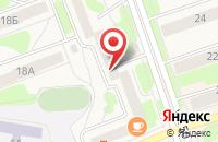 Схема проезда до компании ЦветМет - Ресурс в Кольчугино