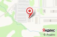 Схема проезда до компании Металлопосудный завод в Кольчугино