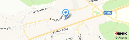 АТД-Сервис на карте Бабяково