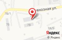 Схема проезда до компании Семеноводческое крестьянско-фермерское хозяйство Ермиловых в Бабяково