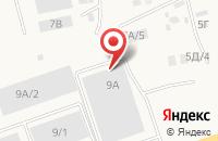 Схема проезда до компании БелАгро в Бабяково