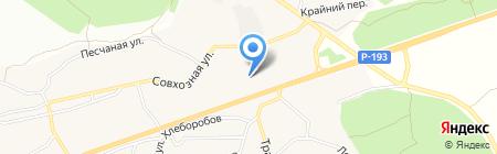 Столплит на карте Бабяково