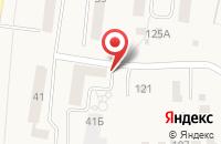 Схема проезда до компании ЛингвистЪ в Новой Усмани