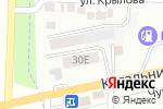 Схема проезда до компании Стройдеталь в Азове
