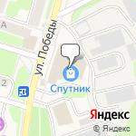 Магазин салютов Кольчугино- расположение пункта самовывоза