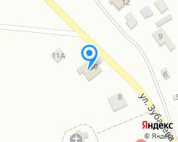Схема местоположения почтового отделения 396024