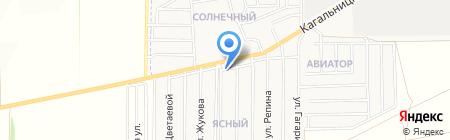Рандеву на карте Азова