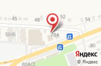 Схема проезда до компании Рузанна в Новой Усмани