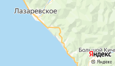 Гостиницы города Волконка на карте