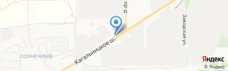 Кровля Плюс на карте Азова