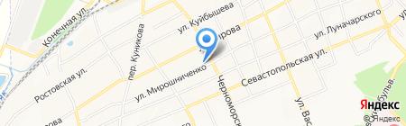 Воскресная школа на карте Азова