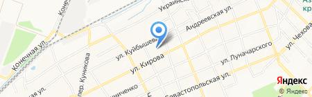 Детский сад №2 Дельфинчик на карте Азова
