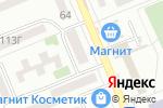 Схема проезда до компании Агрокомплекс в Азове