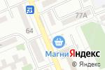 Схема проезда до компании Киоск фастфудной продукции в Азове