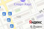 Схема проезда до компании Юго-Западный банк Сбербанка России в Азове