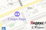 Схема проезда до компании Мои документы в Азове