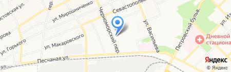 Comepay на карте Азова