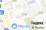Схема проезда до компании WEST в Азове