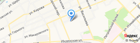 Детский сад №6 на карте Азова