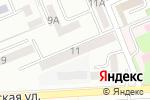 Схема проезда до компании Скорпион в Азове