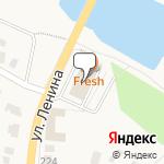 Магазин салютов Новая Усмань- расположение пункта самовывоза