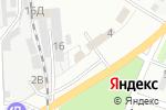 Схема проезда до компании Континент в Азове