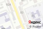 Схема проезда до компании Мебельный магазин в Азове
