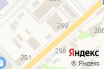 Схема проезда до компании Альянс в Новой Усмани