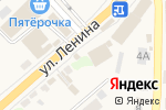 Схема проезда до компании Магазин одежды в Новой Усмани