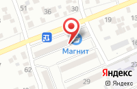 Схема проезда до компании Мастерок в Азове