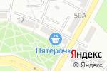 Схема проезда до компании Продуктовый магазин на Привокзальной в Азове