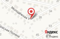 Схема проезда до компании CAR-PRAV в Новой Усмани