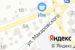 Схема проезда до компании Док@ в Азове