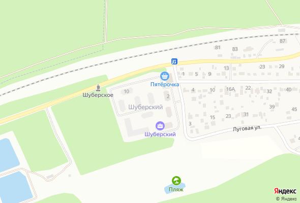 жилой комплекс Шуберский