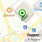 Местоположение компании Информ-Сервис
