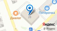Компания АВТОИНЛАЙН на карте