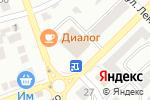 Схема проезда до компании МЕХТРАНССЕРВИС в Азове