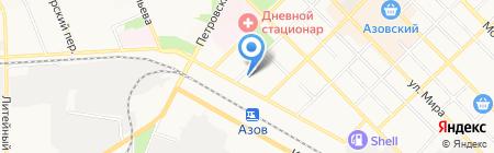 Мираж на карте Азова